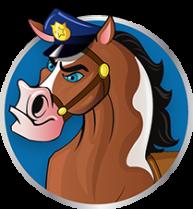 Rex The Police Horse